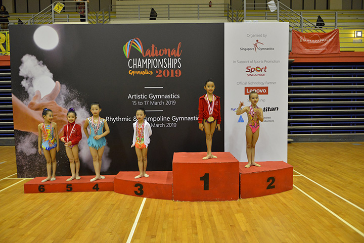 Singapore Gymnastics National Championships 2019 60