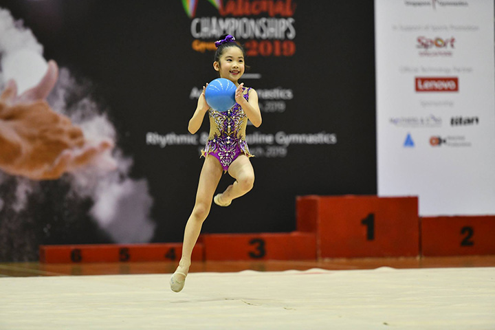 Singapore Gymnastics National Championships 2019 61