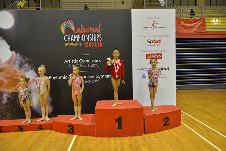 Singapore Gymnastics National Championships 2019 62