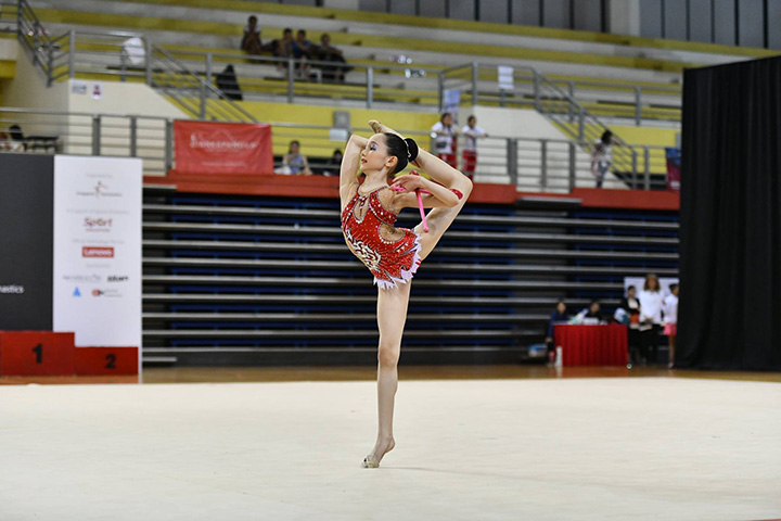 Singapore Gymnastics National Championships 2019 66