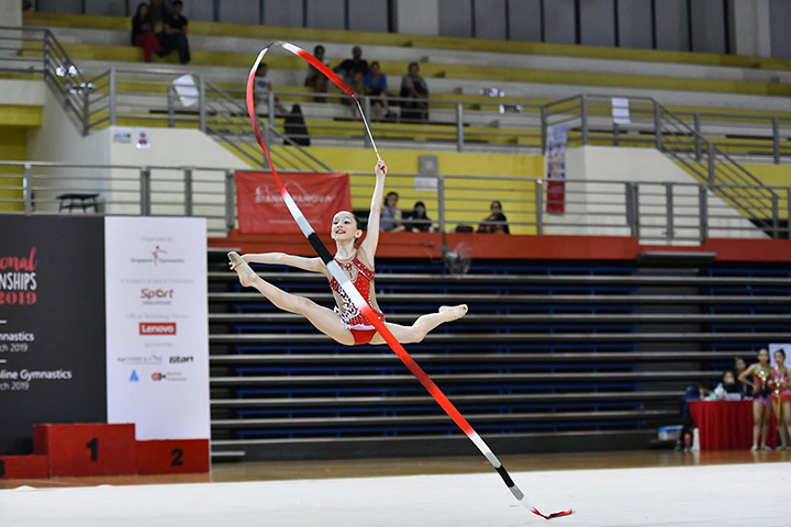 Singapore Gymnastics National Championships 2019 70