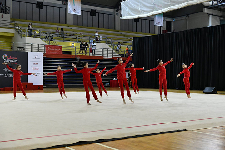 Singapore Gymnastics National Championships 2019 73