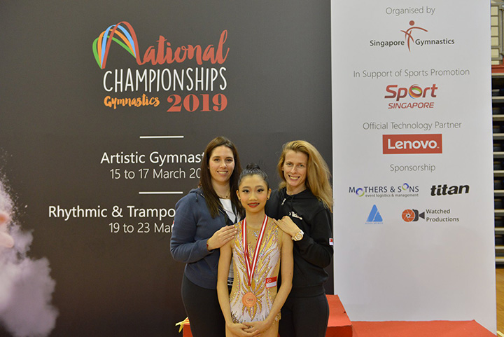 Singapore Gymnastics National Championships 2019 75