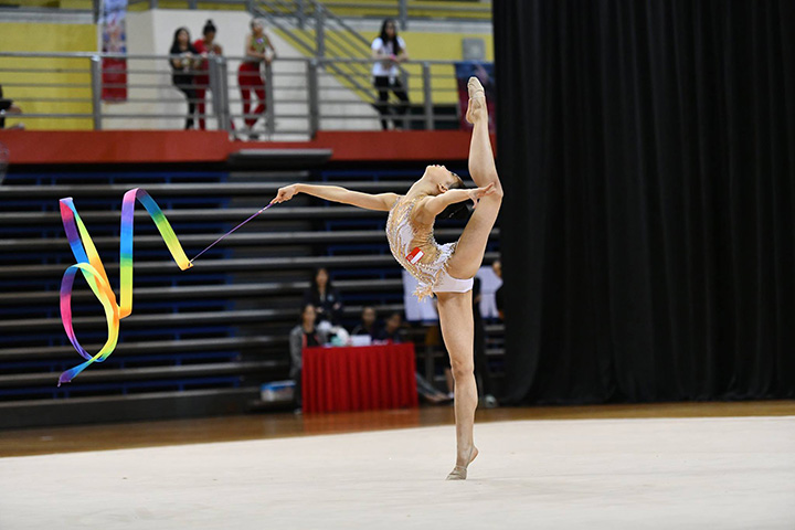 Singapore Gymnastics National Championships 2019 76