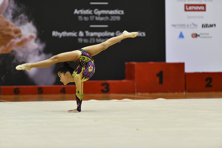 Singapore Gymnastics National Championships 2019 8
