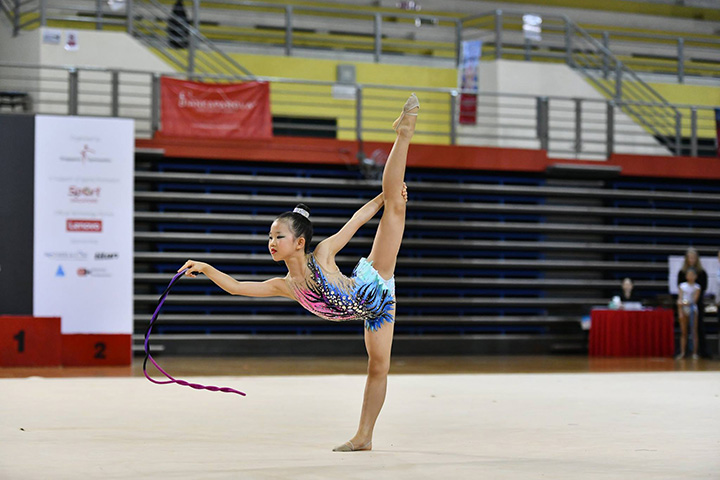 Singapore Gymnastics National Championships 2019 80