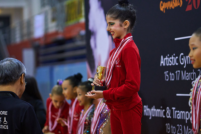 Singapore Gymnastics National Championships 2019 82