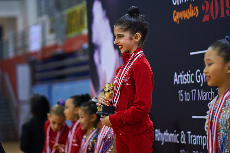 Singapore Gymnastics National Championships 2019 83