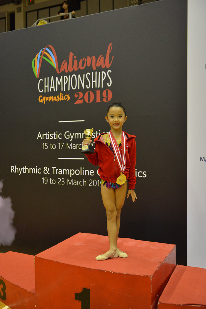 Singapore Gymnastics National Championships 2019 9