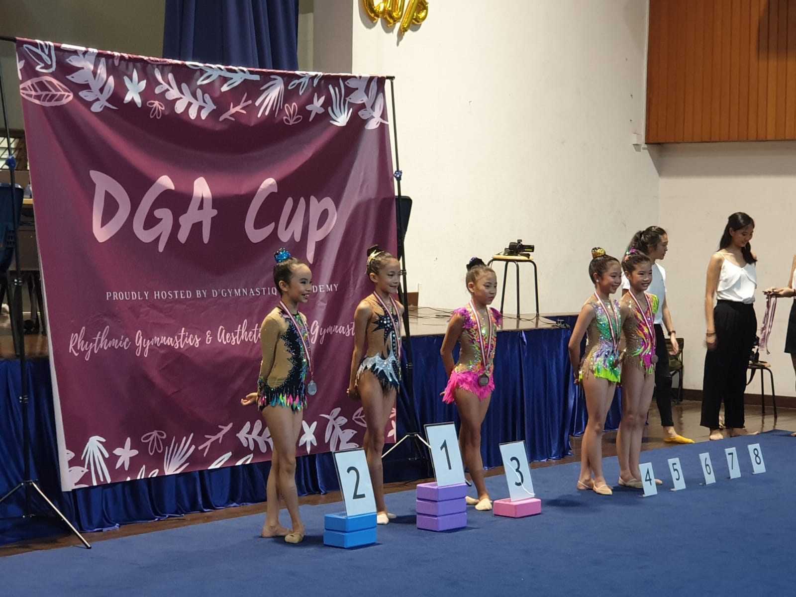 The 1st DGA Cup 2019 20