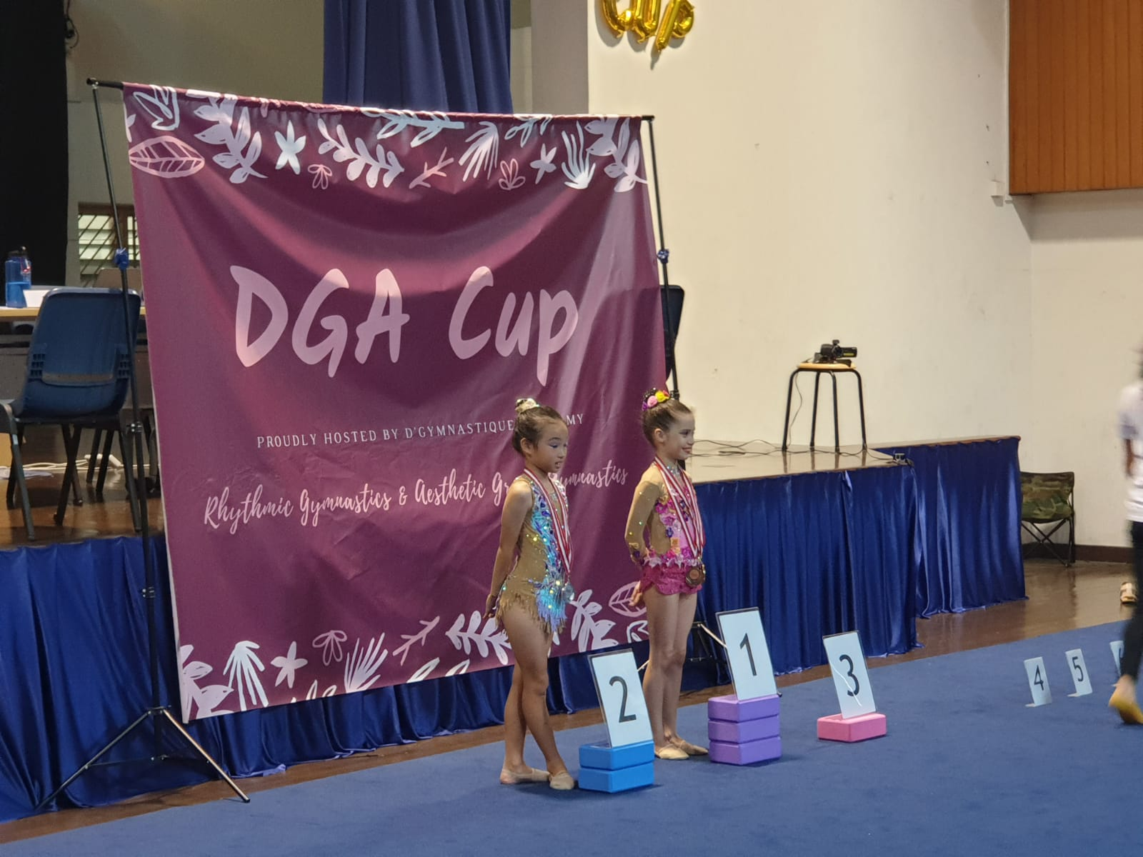 The 1st DGA Cup 2019 21