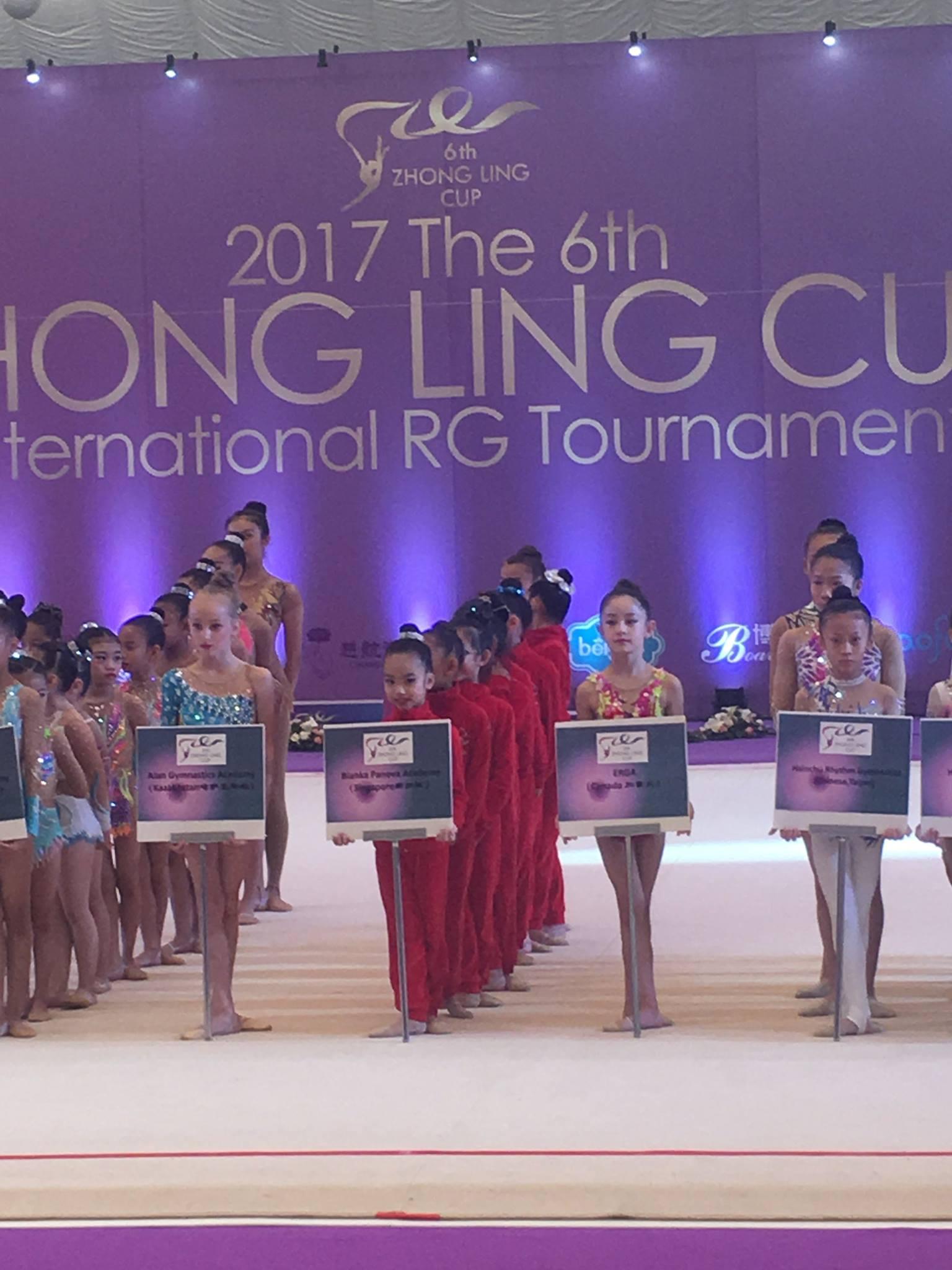 6th Zhong Ling Cup 2017 10