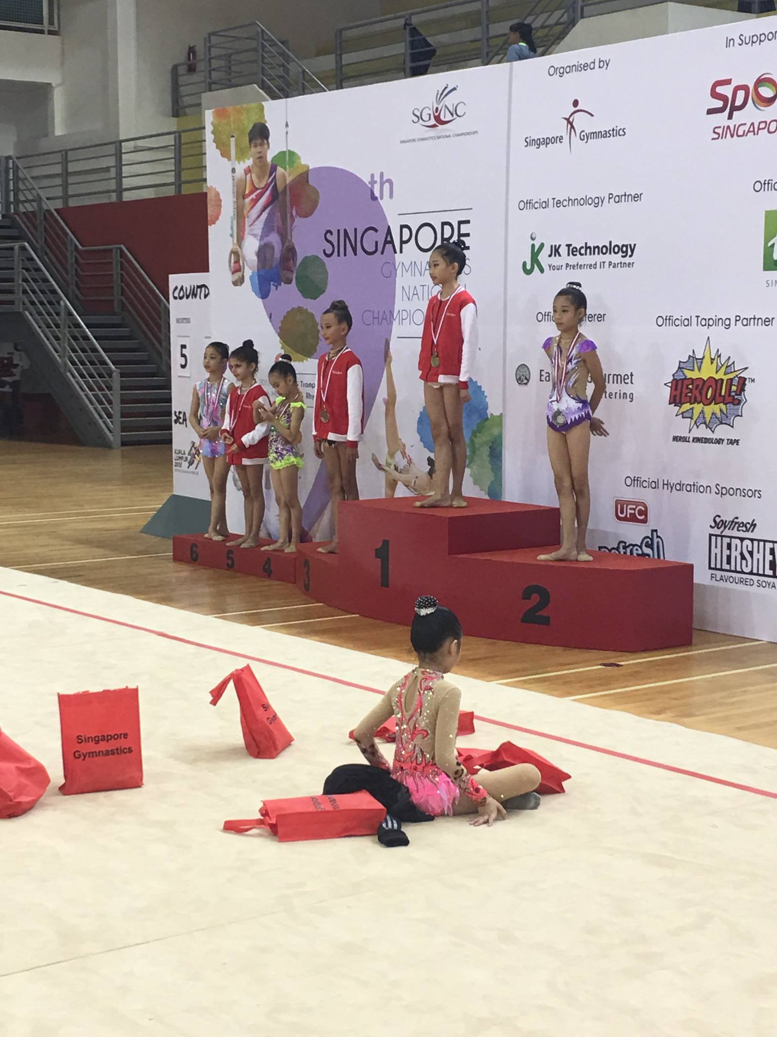 9th Singapore Gymnastics National Championships 2017 10