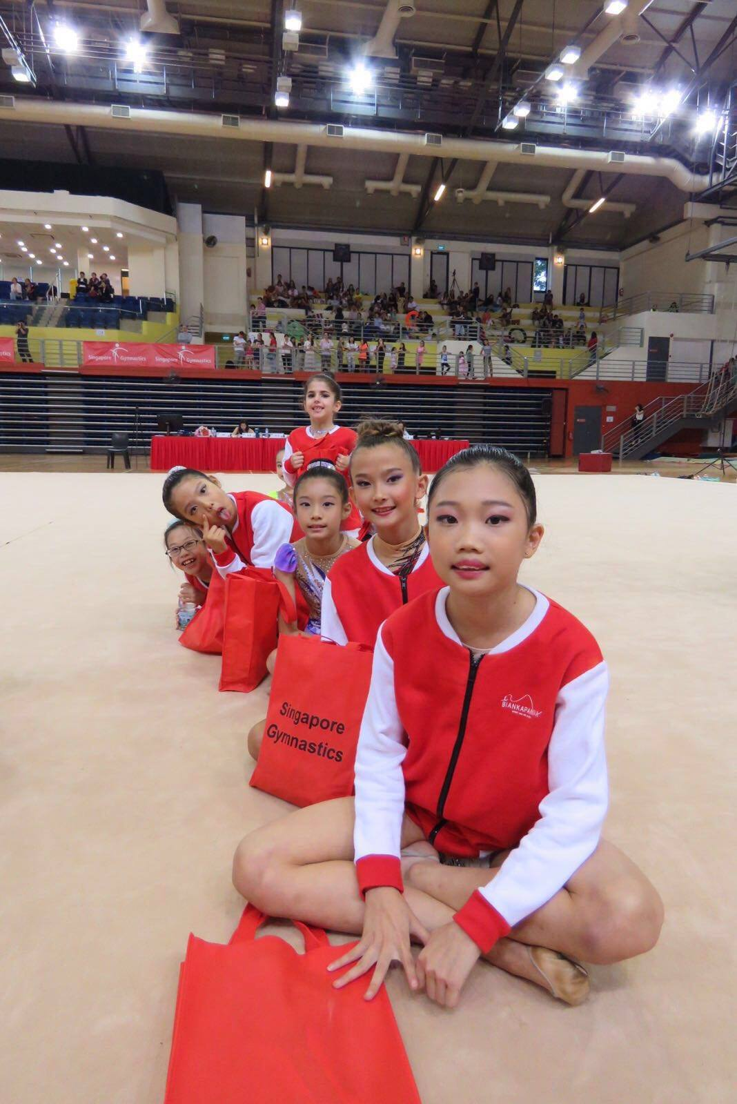 9th Singapore Gymnastics National Championships 2017 13