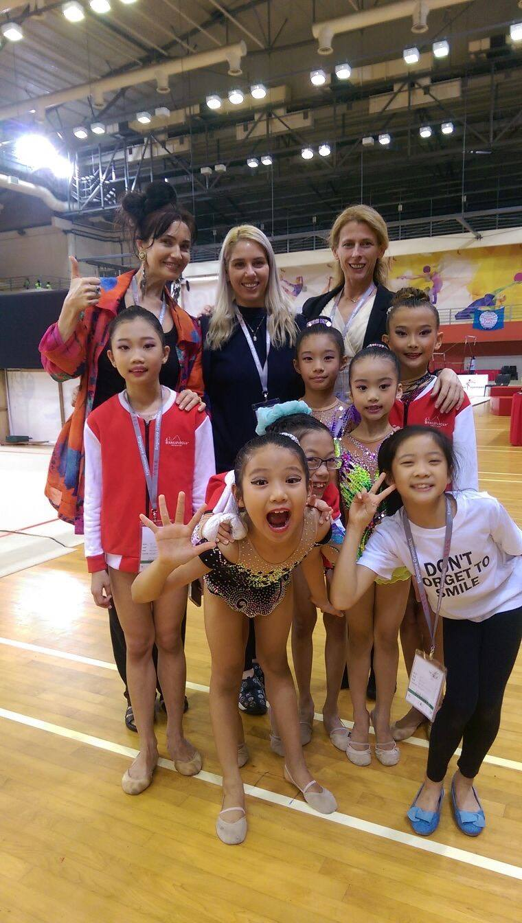 9th Singapore Gymnastics National Championships 2017 14