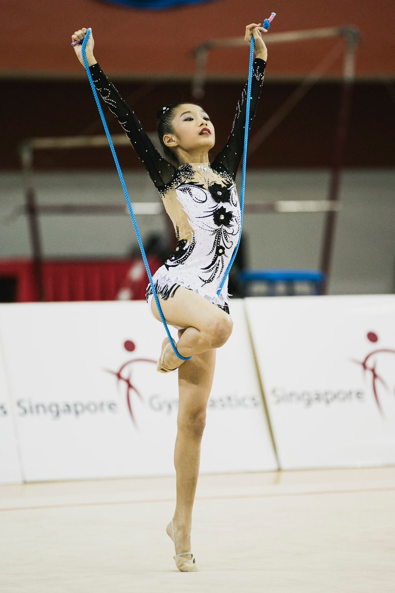 9th Singapore Gymnastics National Championships 2017 15