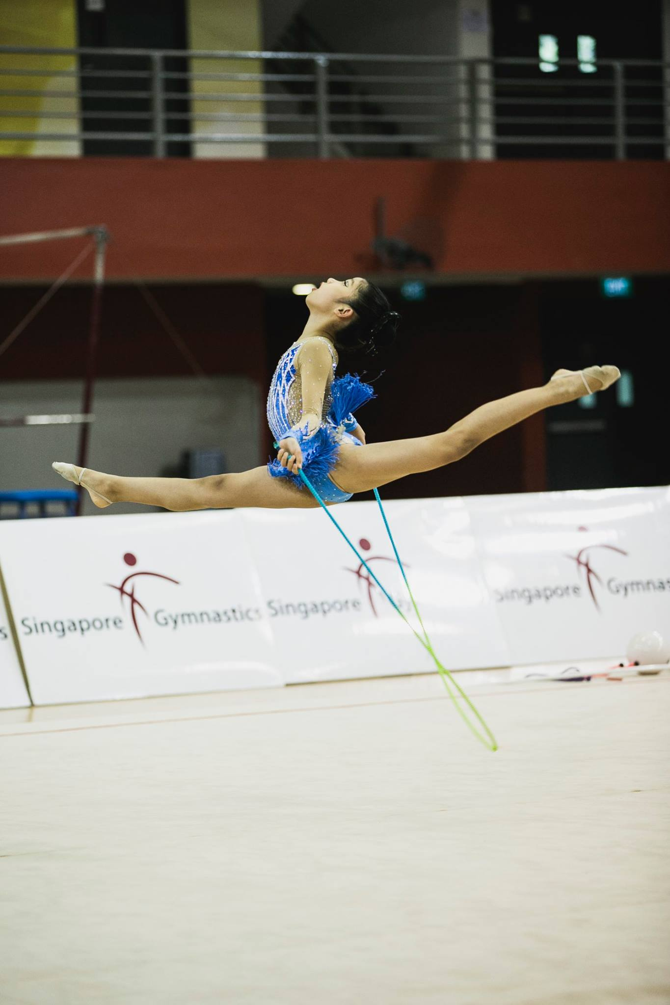 9th Singapore Gymnastics National Championships 2017 17