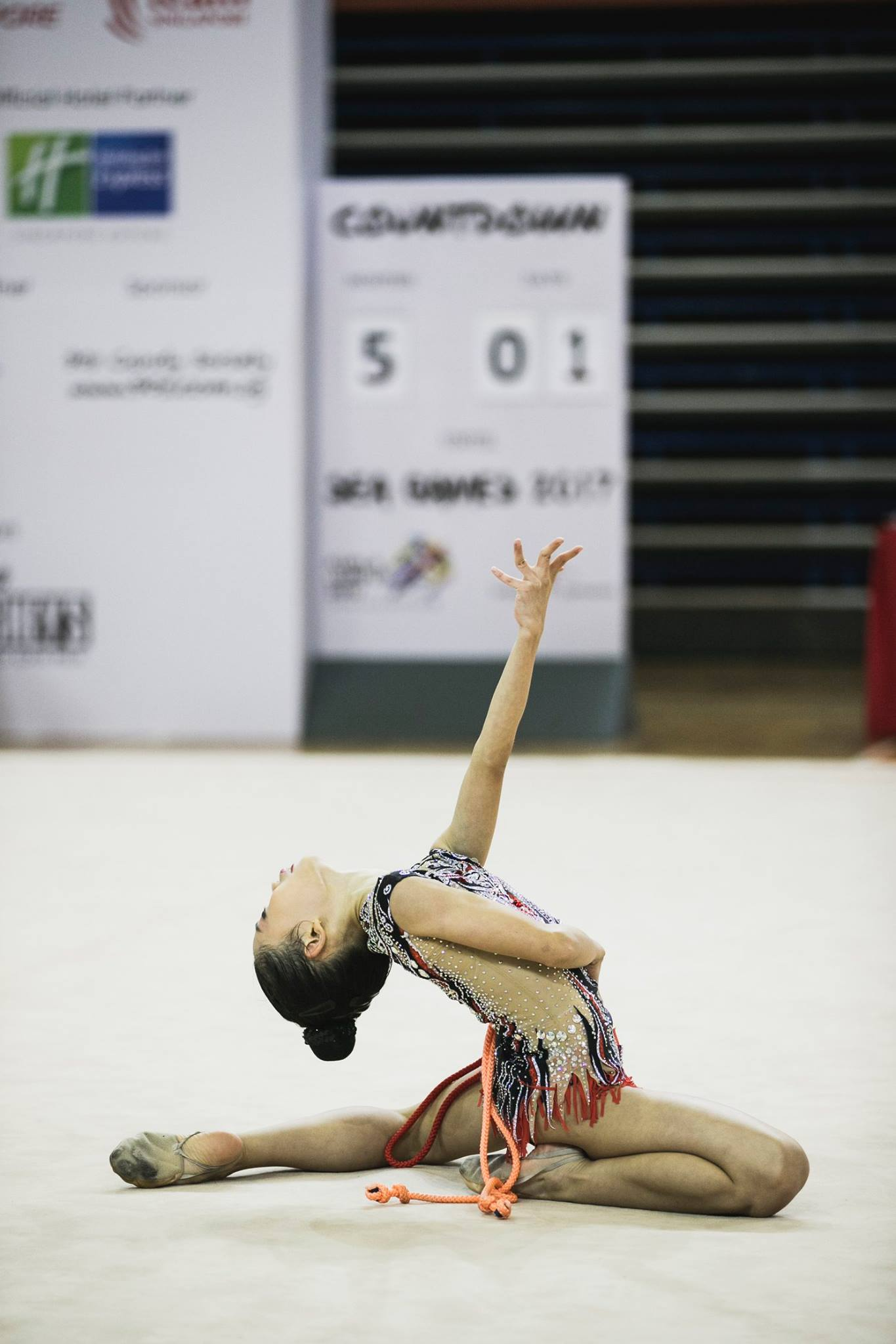 9th Singapore Gymnastics National Championships 2017 18