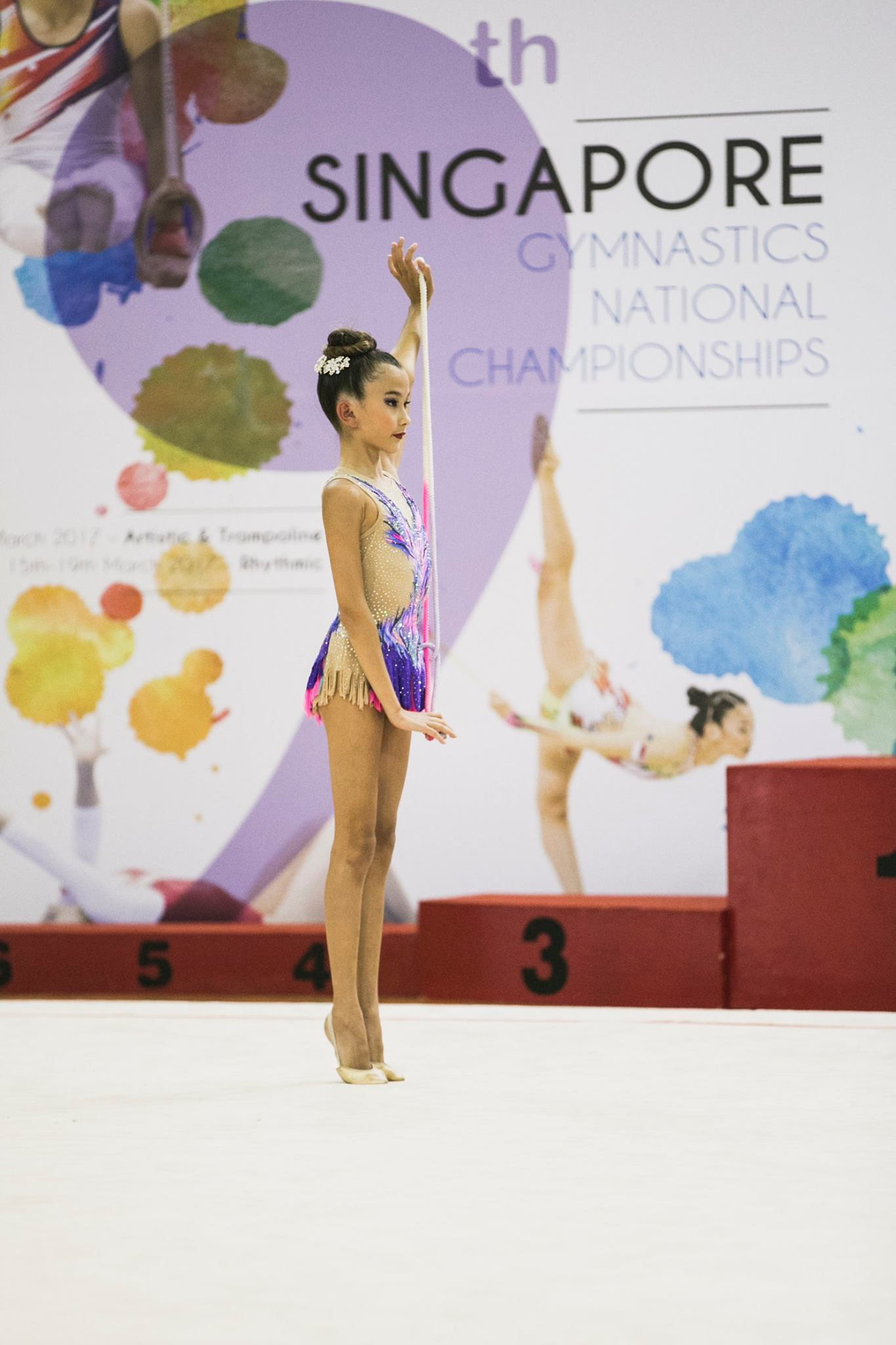 9th Singapore Gymnastics National Championships 2017 21