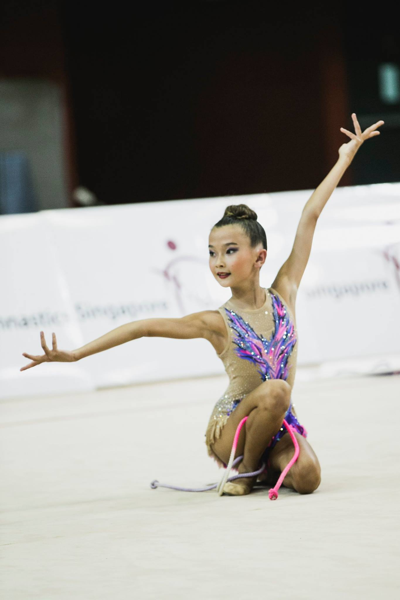 9th Singapore Gymnastics National Championships 2017 23