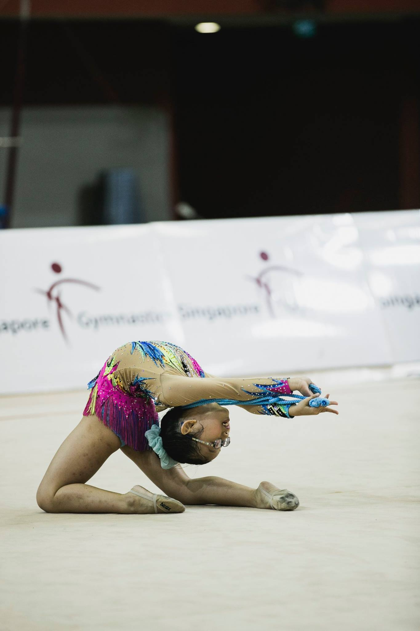 9th Singapore Gymnastics National Championships 2017 24