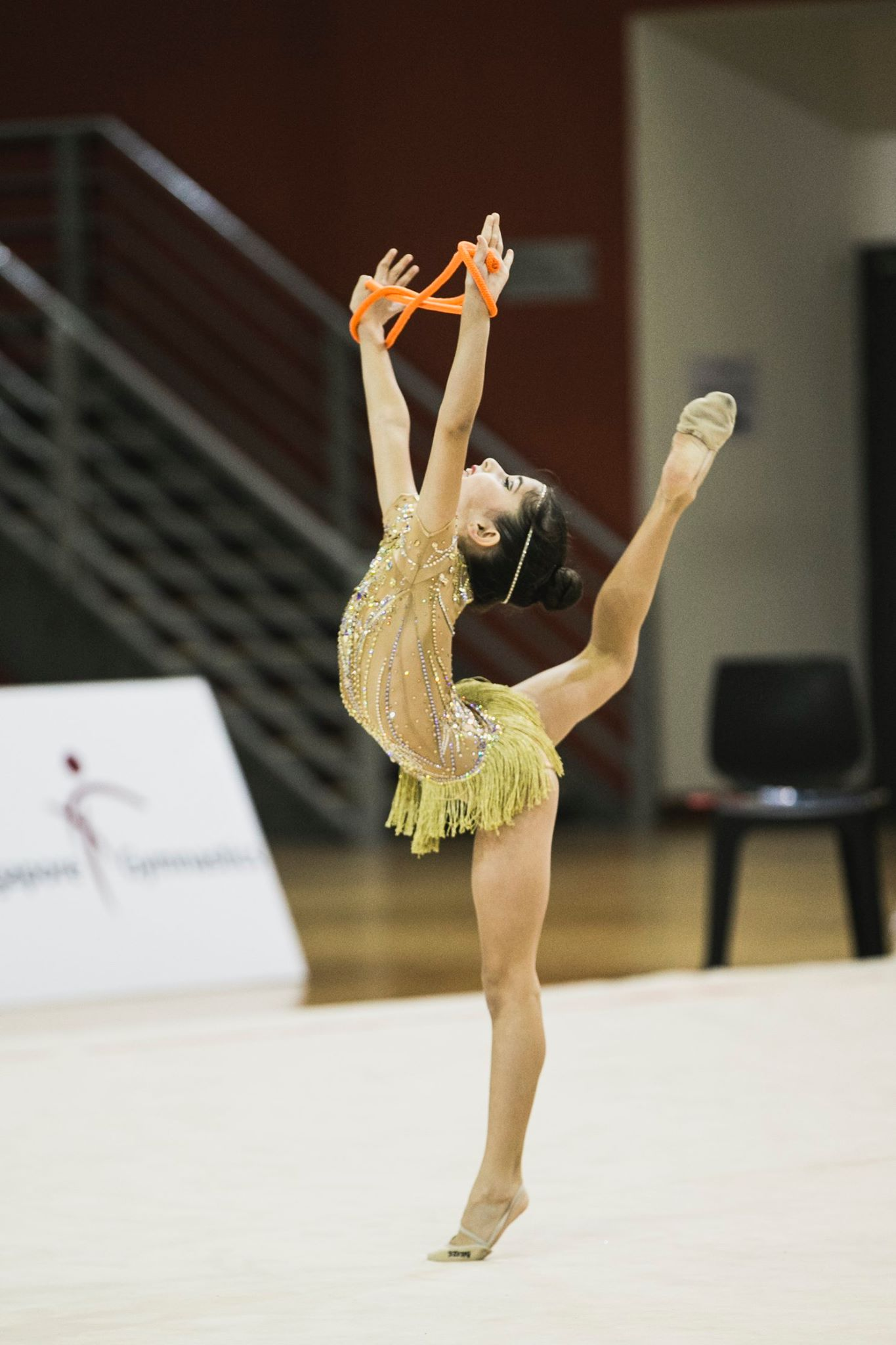 9th Singapore Gymnastics National Championships 2017 25
