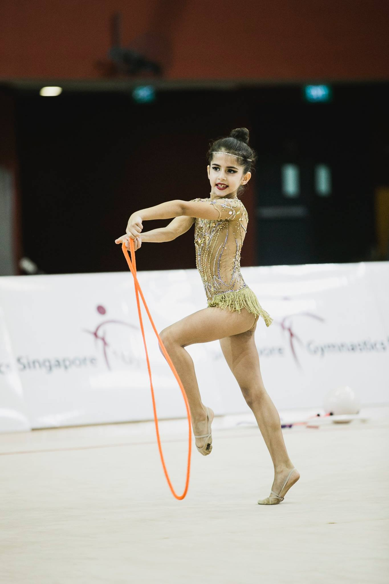 9th Singapore Gymnastics National Championships 2017 26