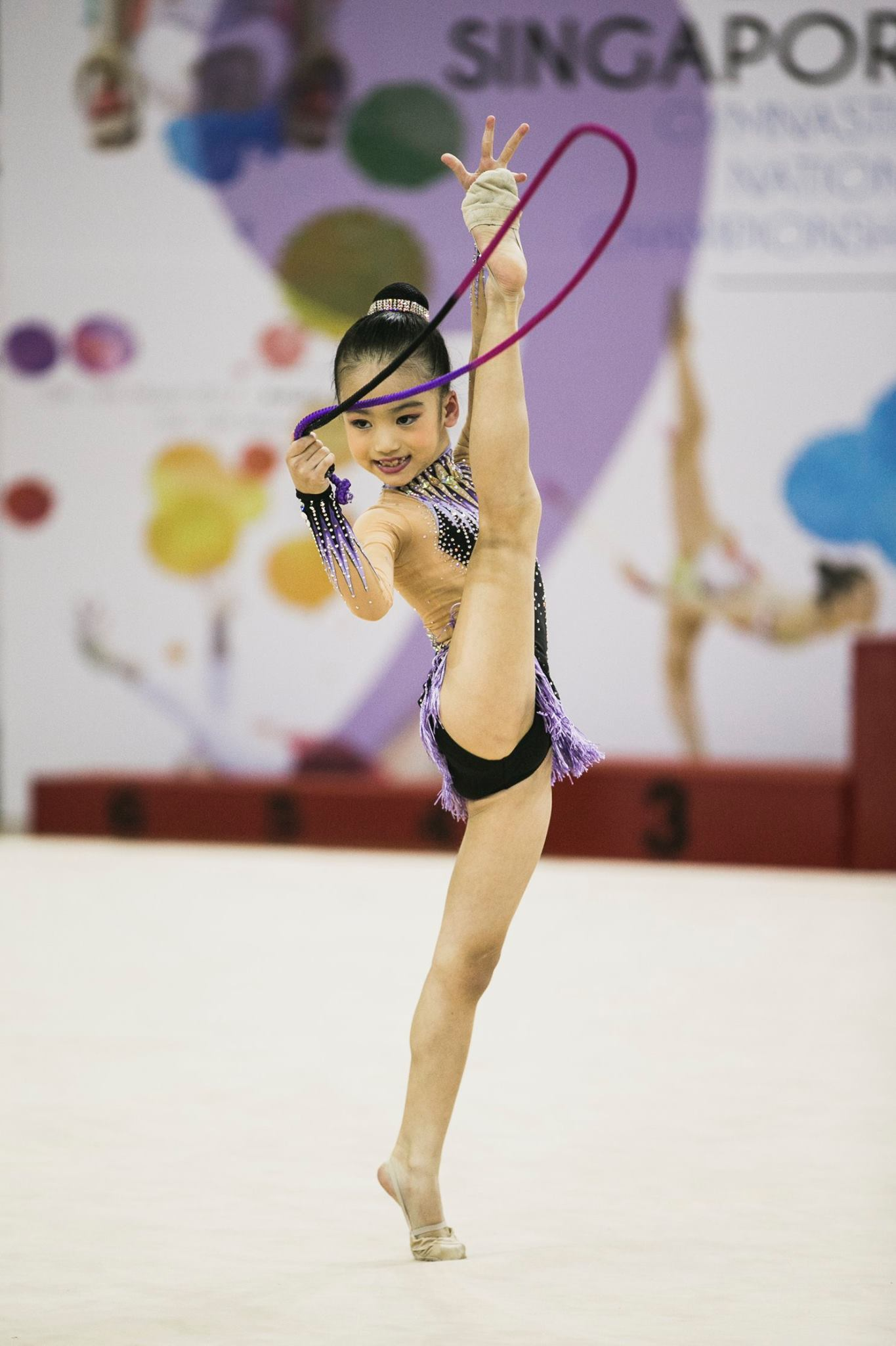 9th Singapore Gymnastics National Championships 2017 28