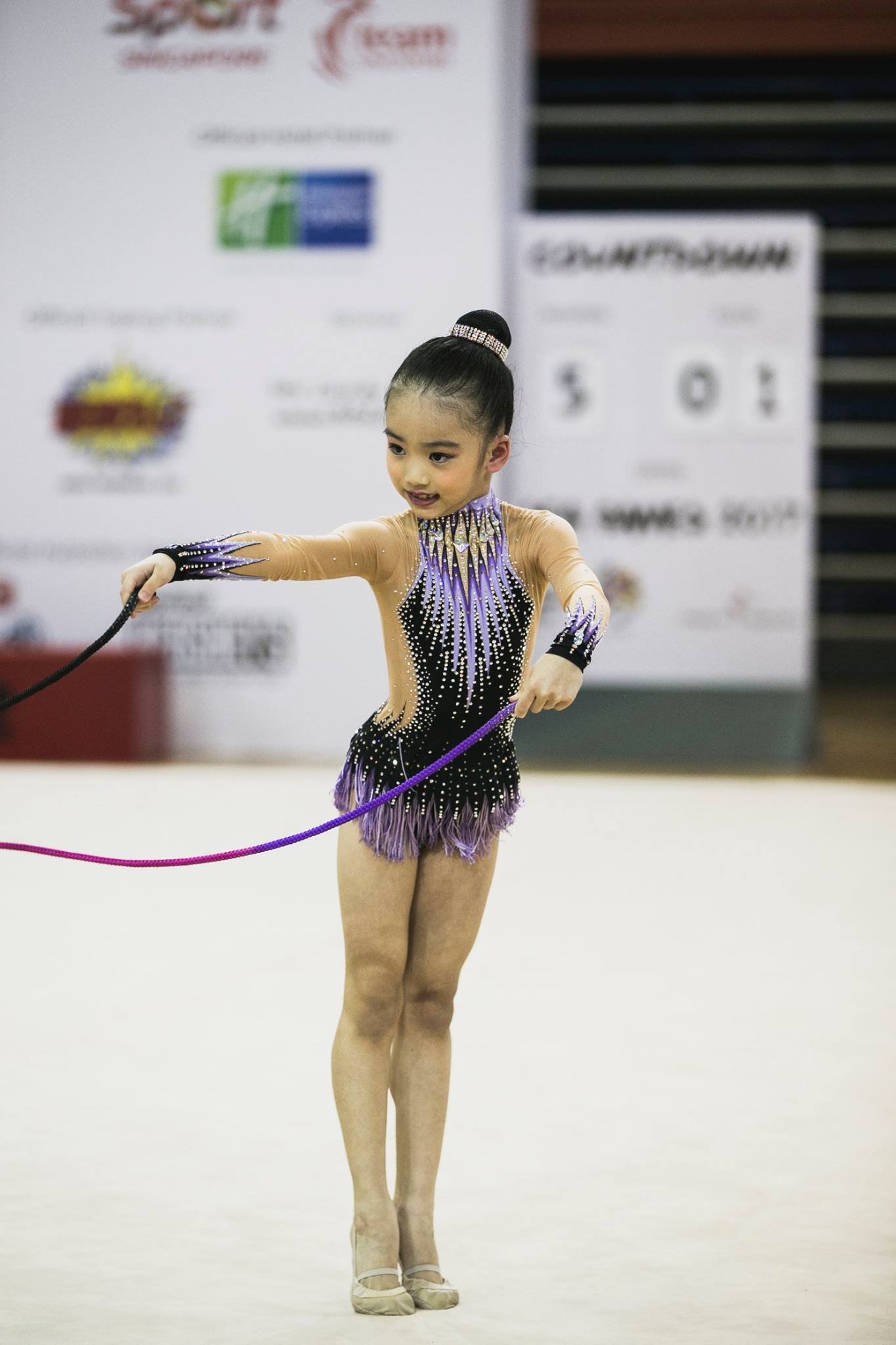 9th Singapore Gymnastics National Championships 2017 29