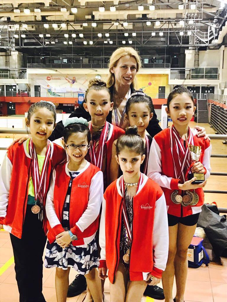 9th Singapore Gymnastics National Championships 2017 3