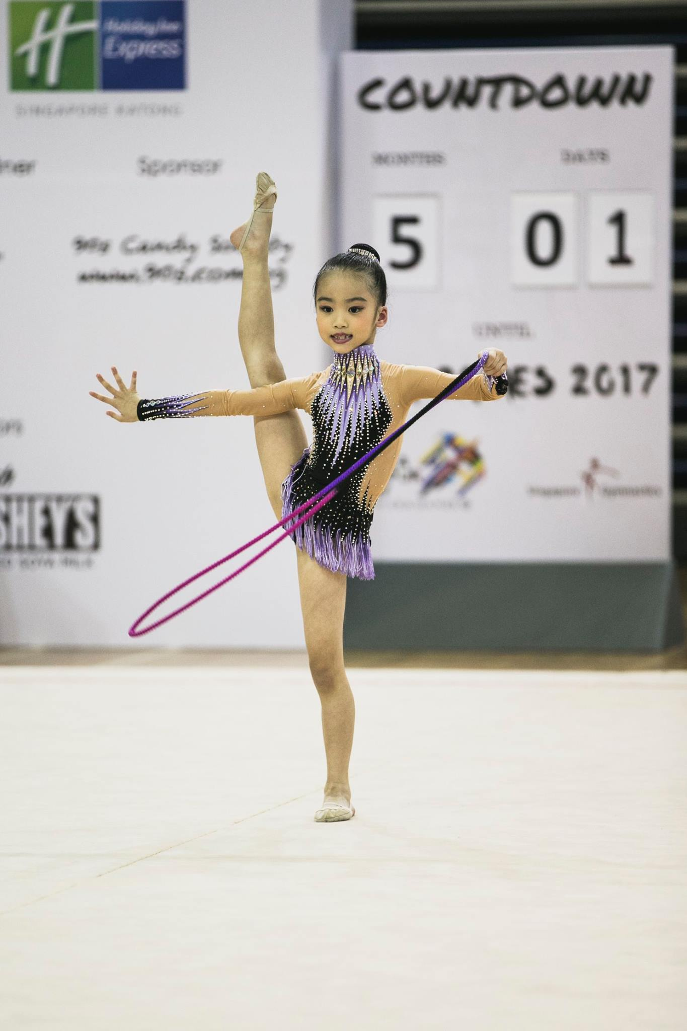 9th Singapore Gymnastics National Championships 2017 30