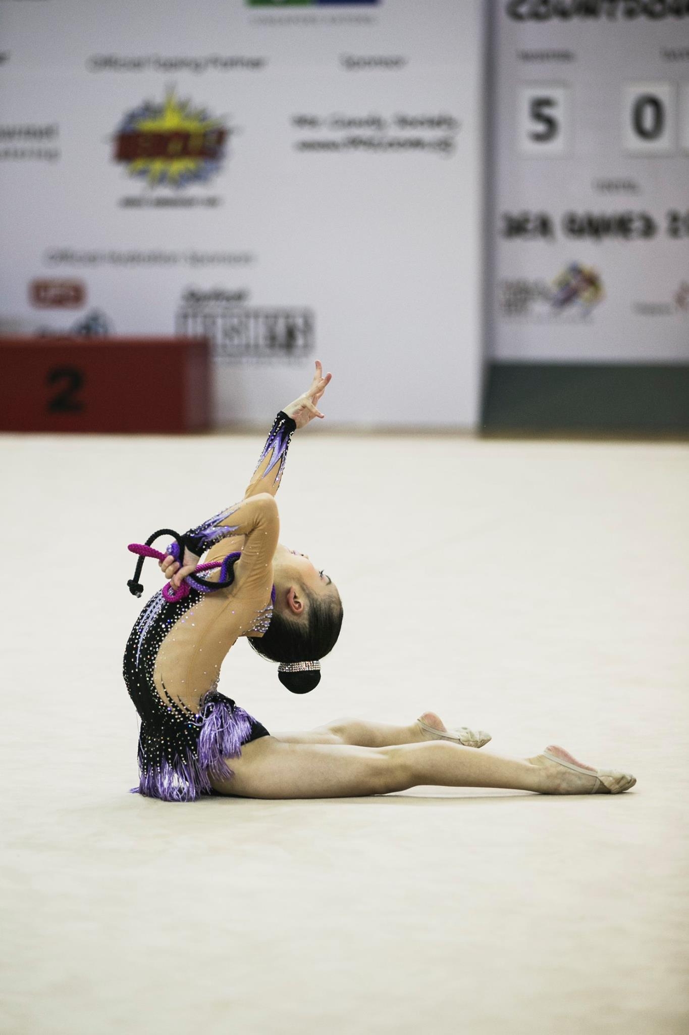 9th Singapore Gymnastics National Championships 2017 31