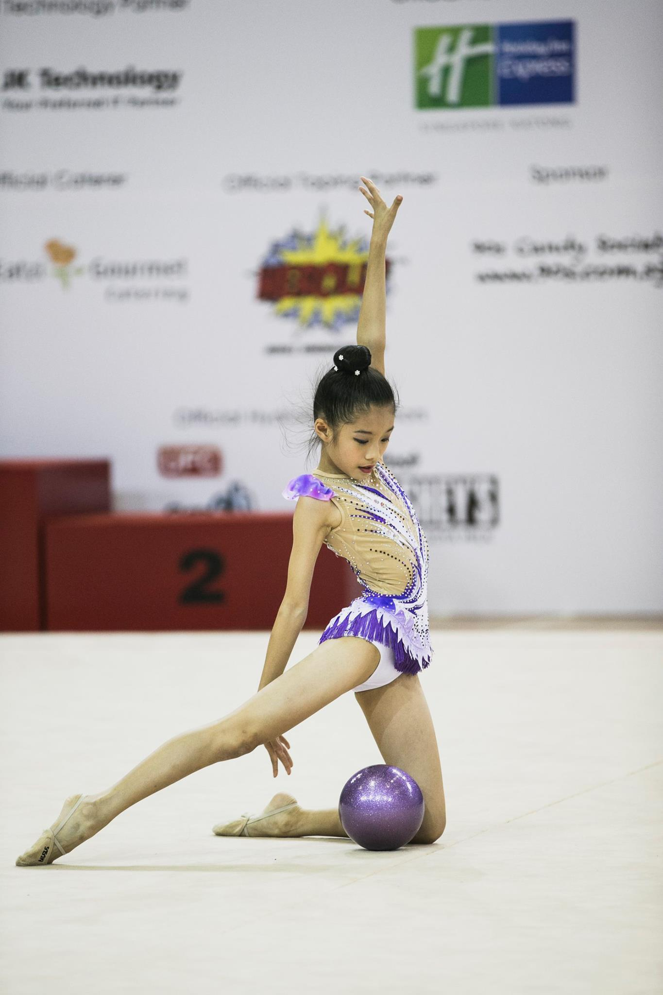9th Singapore Gymnastics National Championships 2017 33
