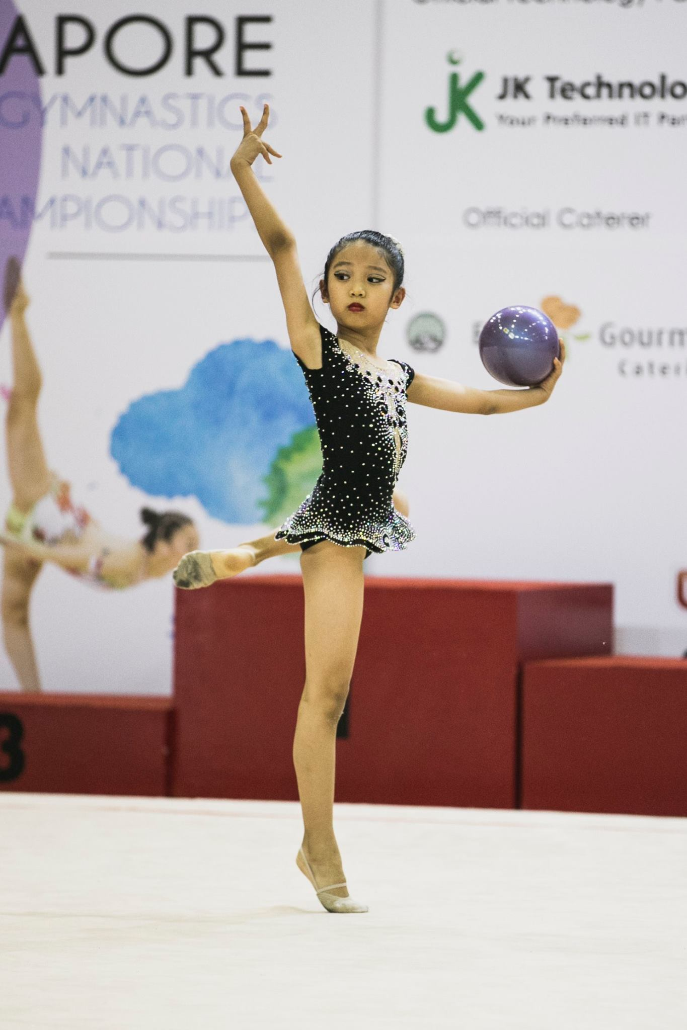 9th Singapore Gymnastics National Championships 2017 36