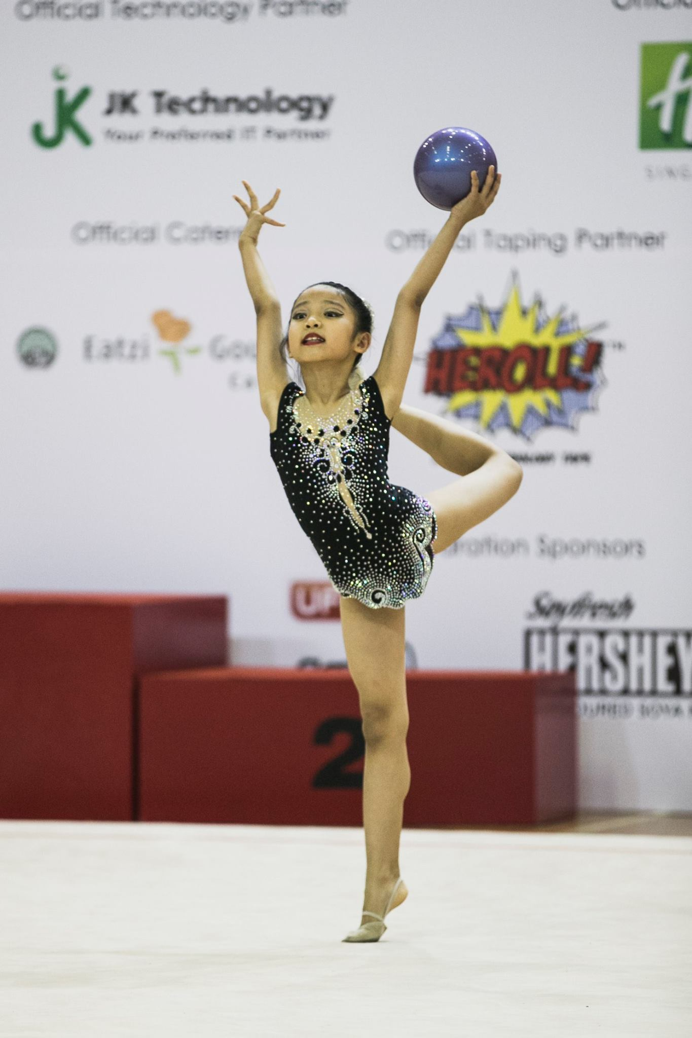 9th Singapore Gymnastics National Championships 2017 37