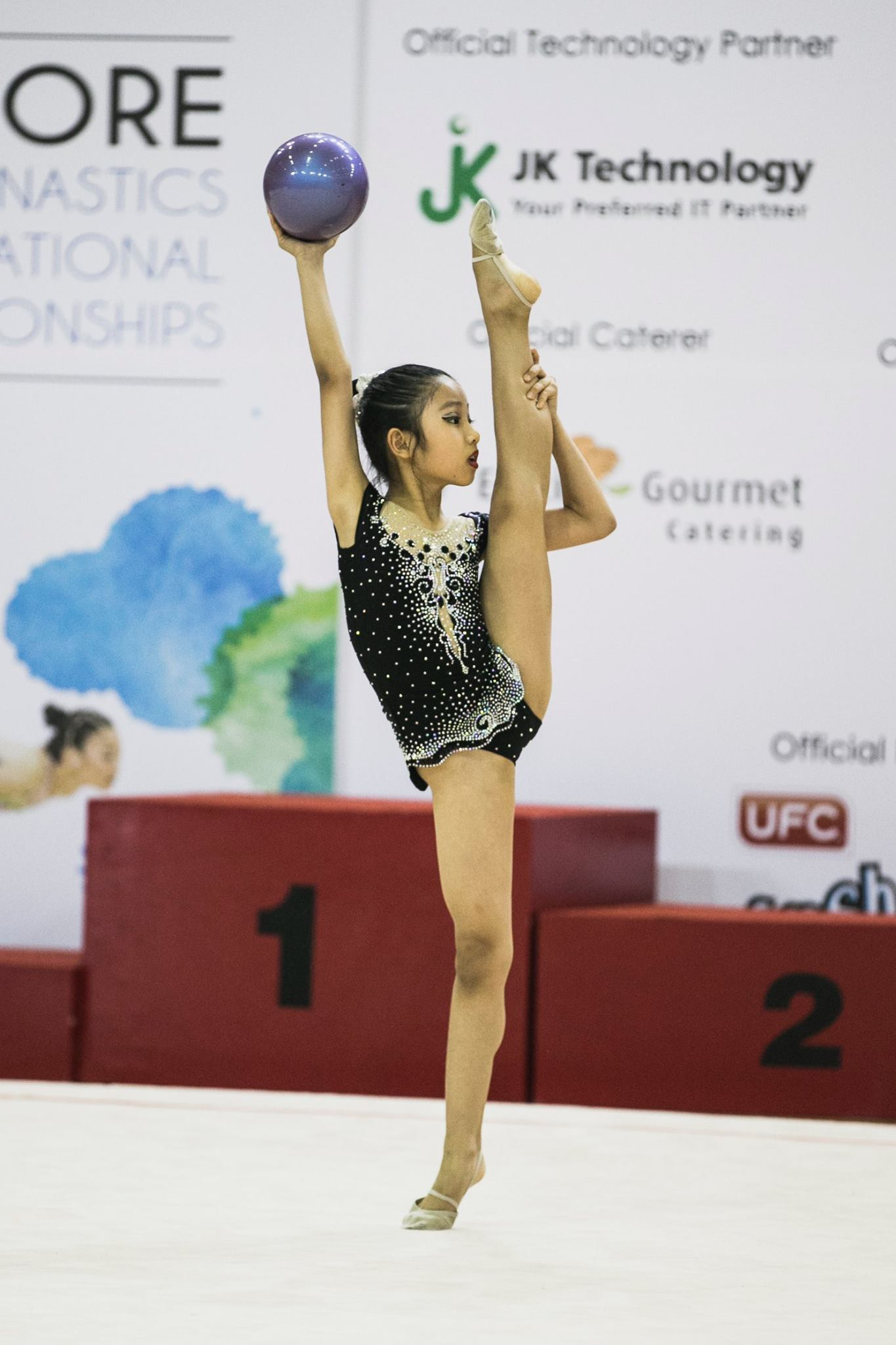 9th Singapore Gymnastics National Championships 2017 38