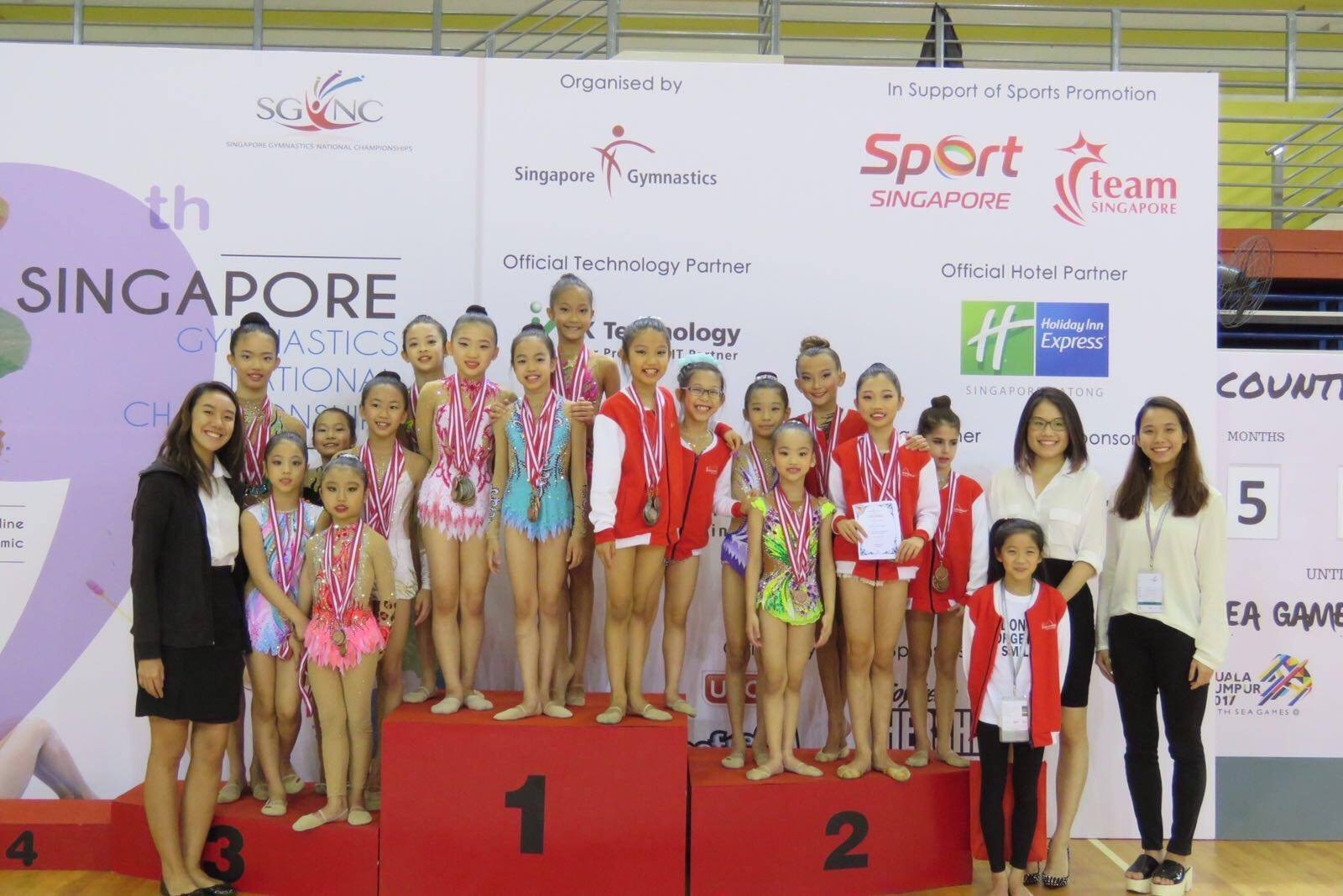 9th Singapore Gymnastics National Championships 2017 4