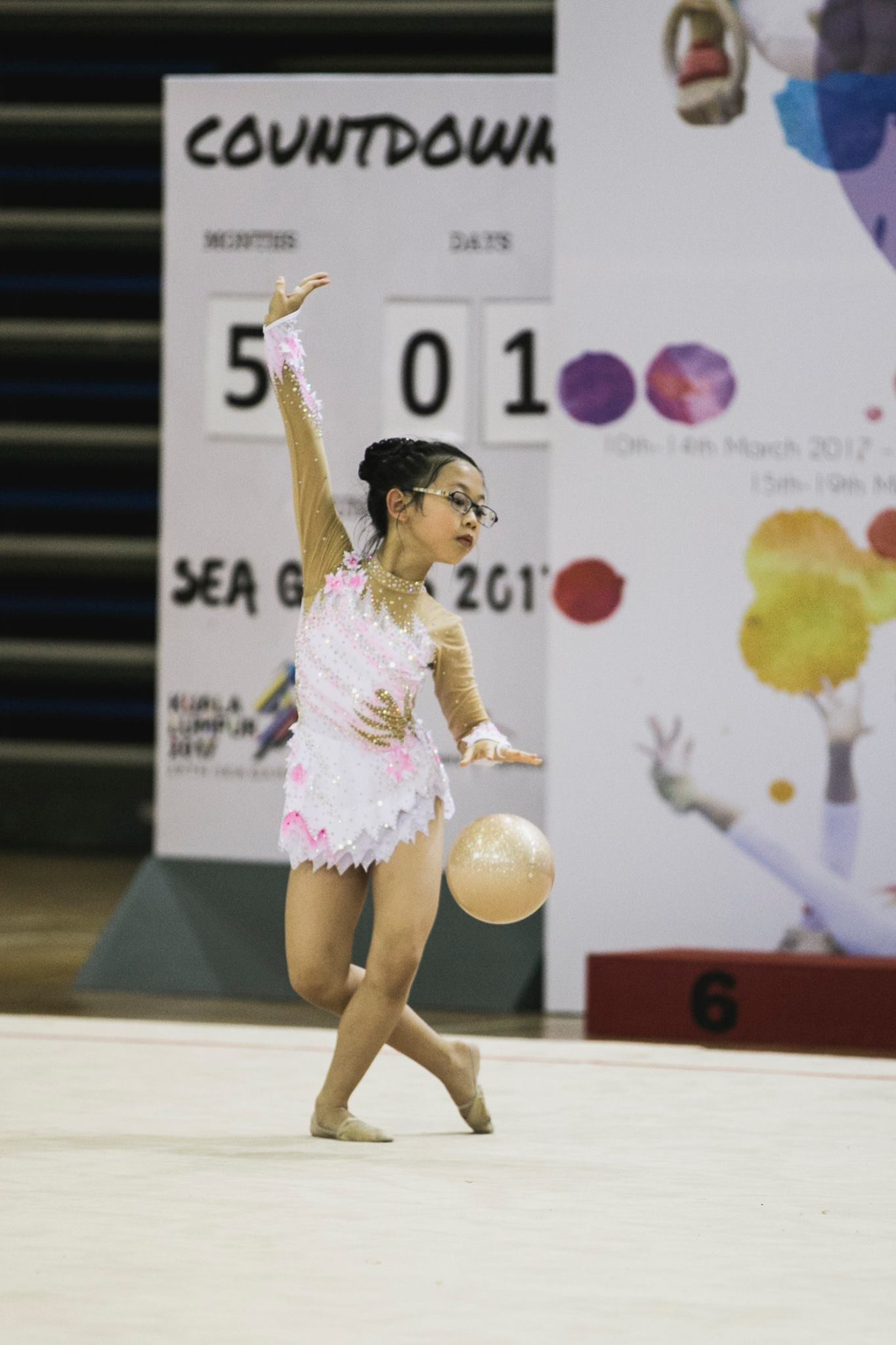 9th Singapore Gymnastics National Championships 2017 44