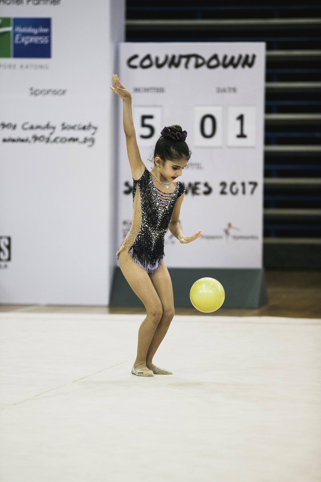 9th Singapore Gymnastics National Championships 2017 46