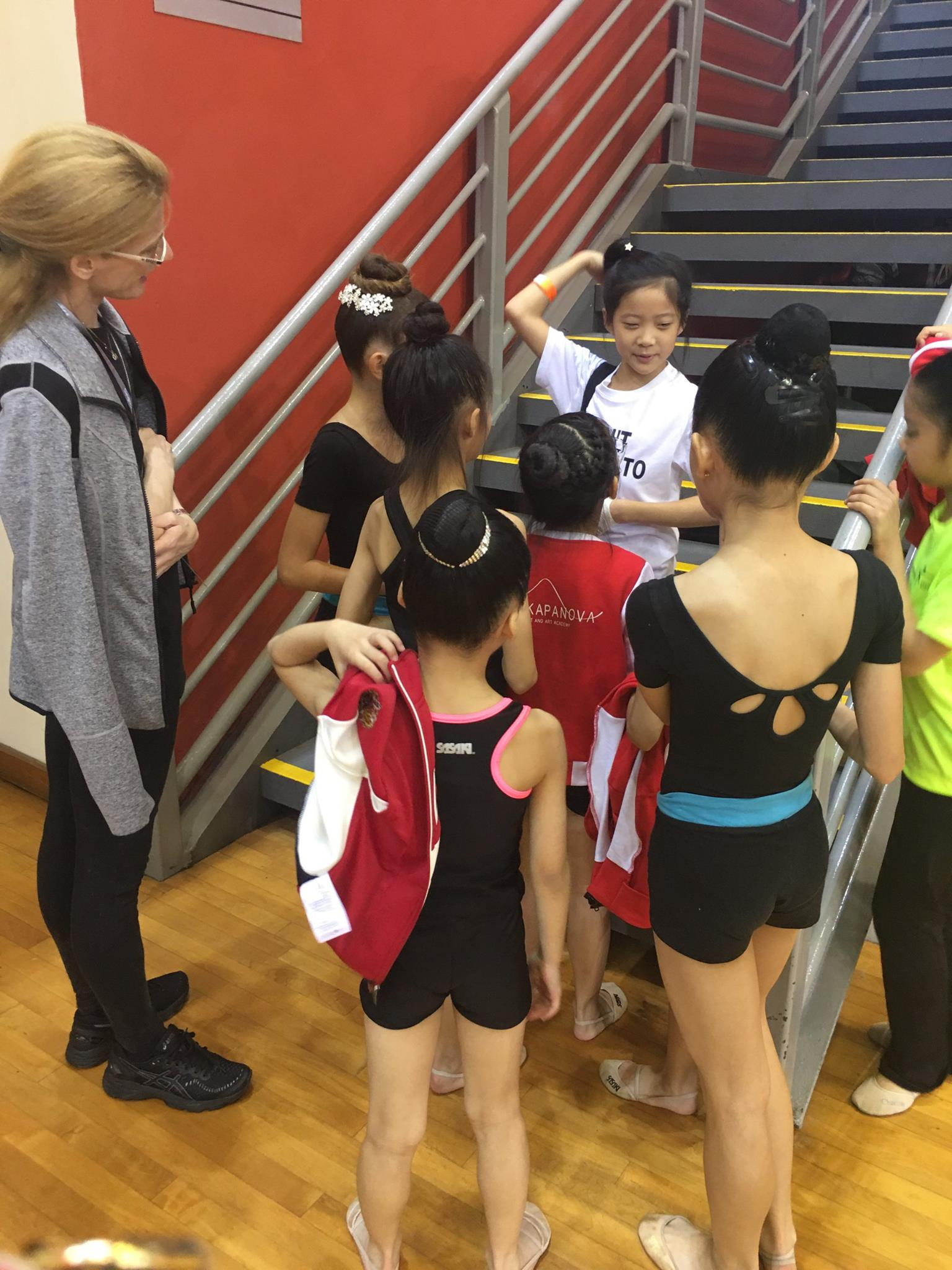 9th Singapore Gymnastics National Championships 2017 5
