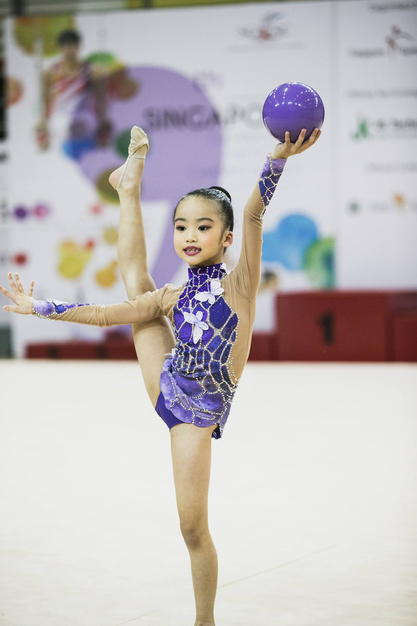 9th Singapore Gymnastics National Championships 2017 51