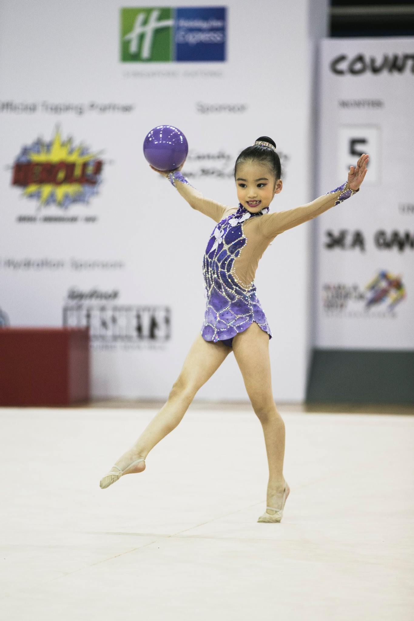 9th Singapore Gymnastics National Championships 2017 52