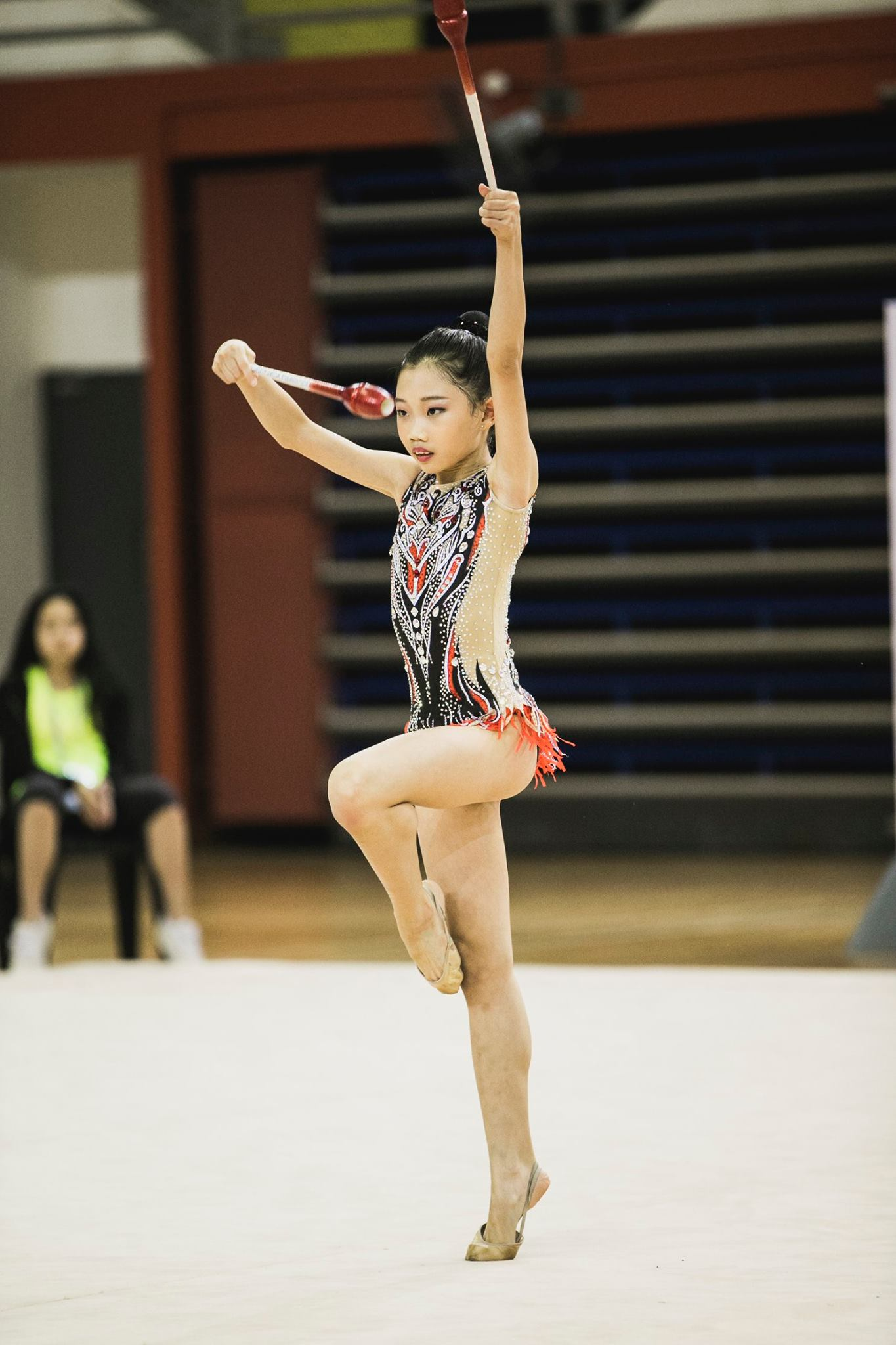 9th Singapore Gymnastics National Championships 2017 54