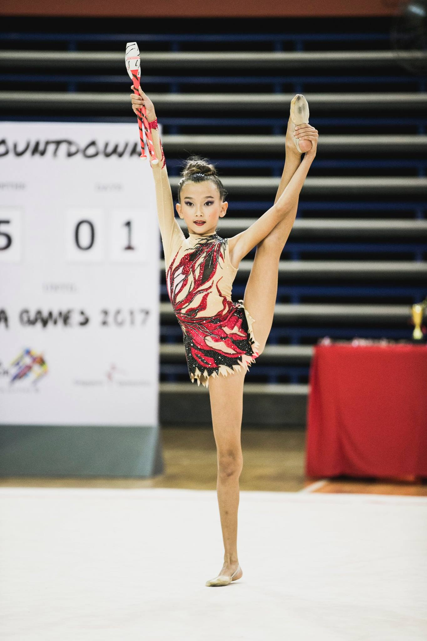 9th Singapore Gymnastics National Championships 2017 56