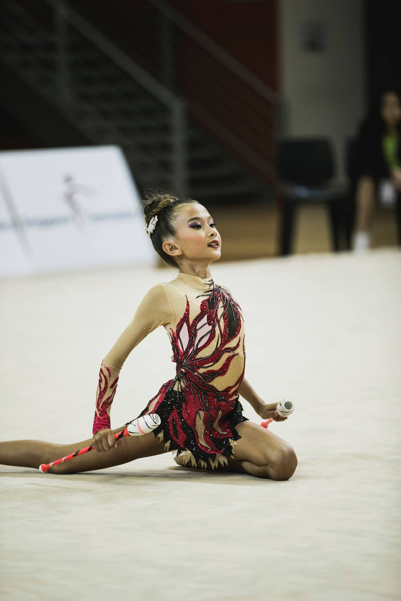 9th Singapore Gymnastics National Championships 2017 57