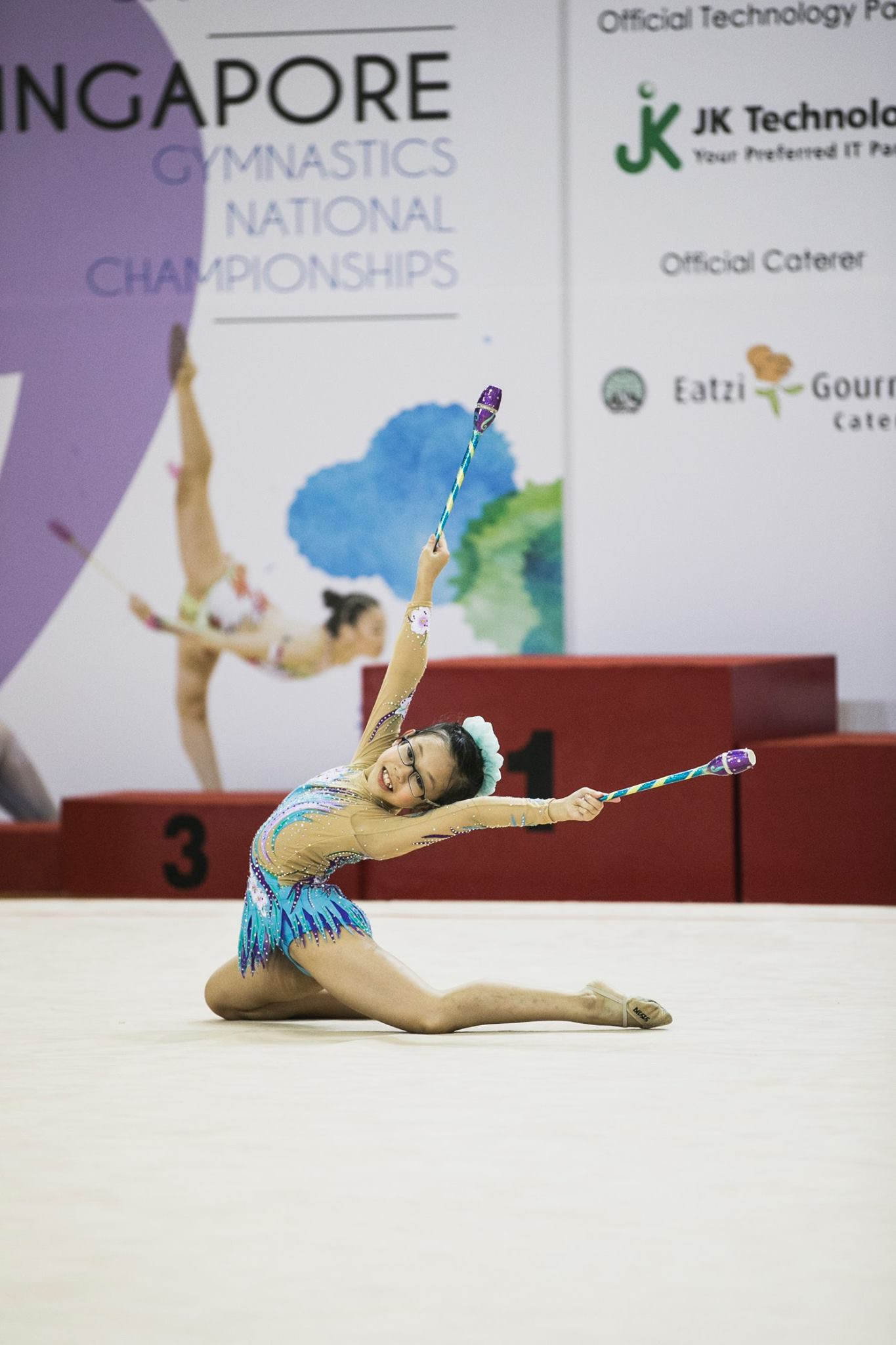 9th Singapore Gymnastics National Championships 2017 59