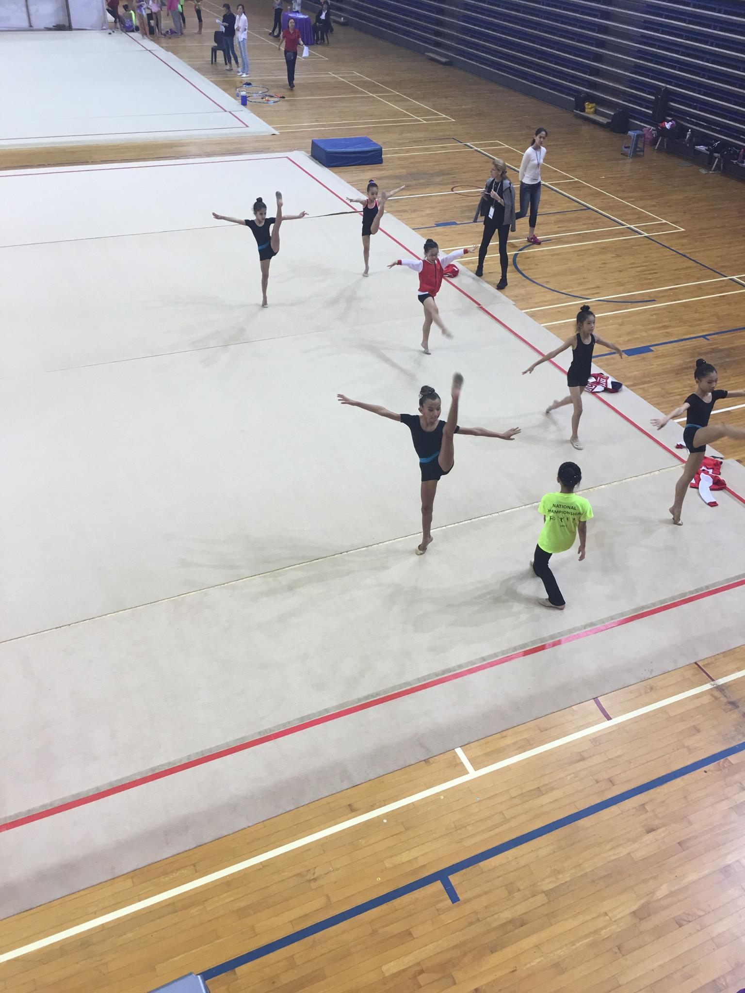 9th Singapore Gymnastics National Championships 2017 6