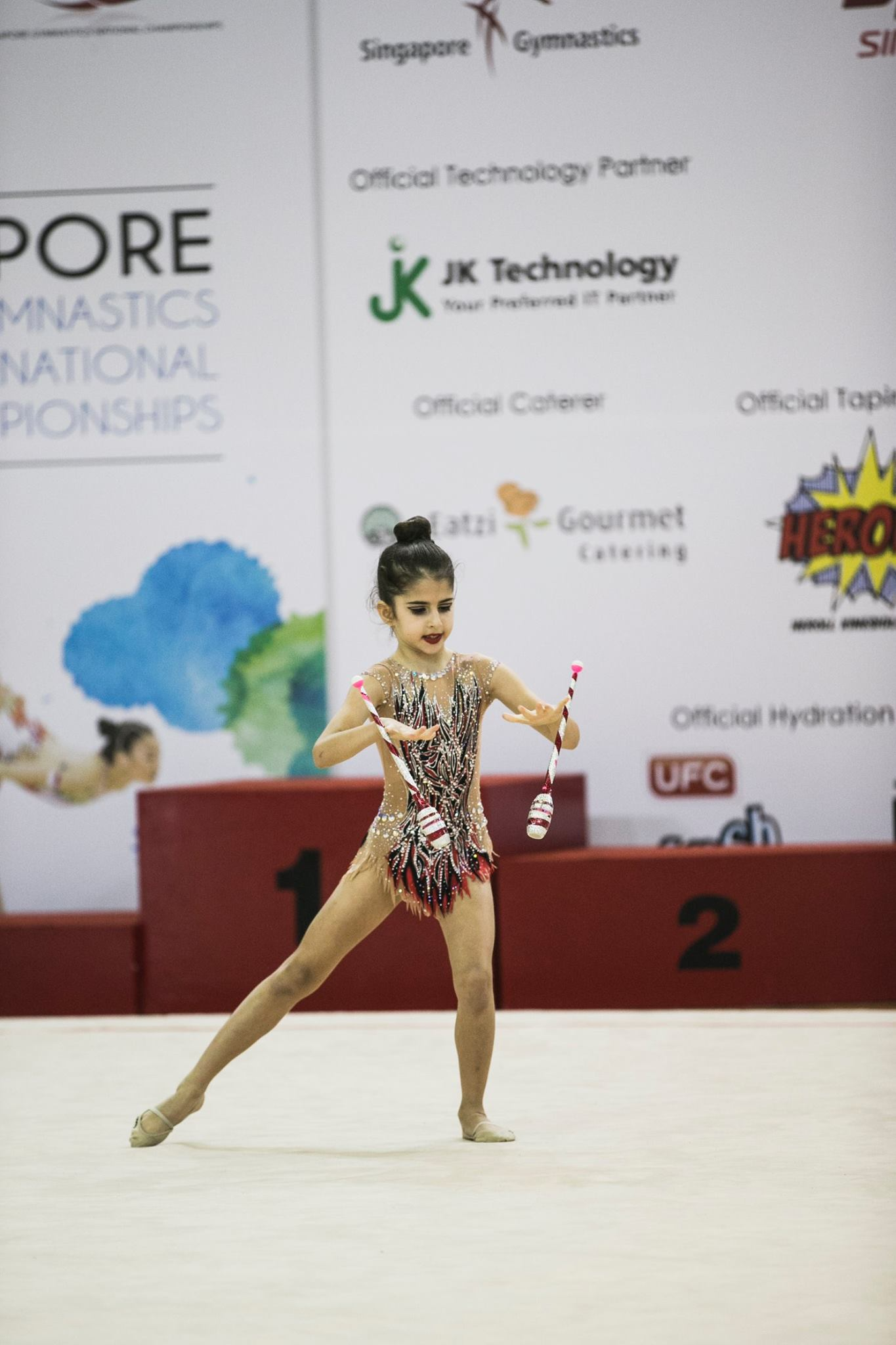 9th Singapore Gymnastics National Championships 2017 63