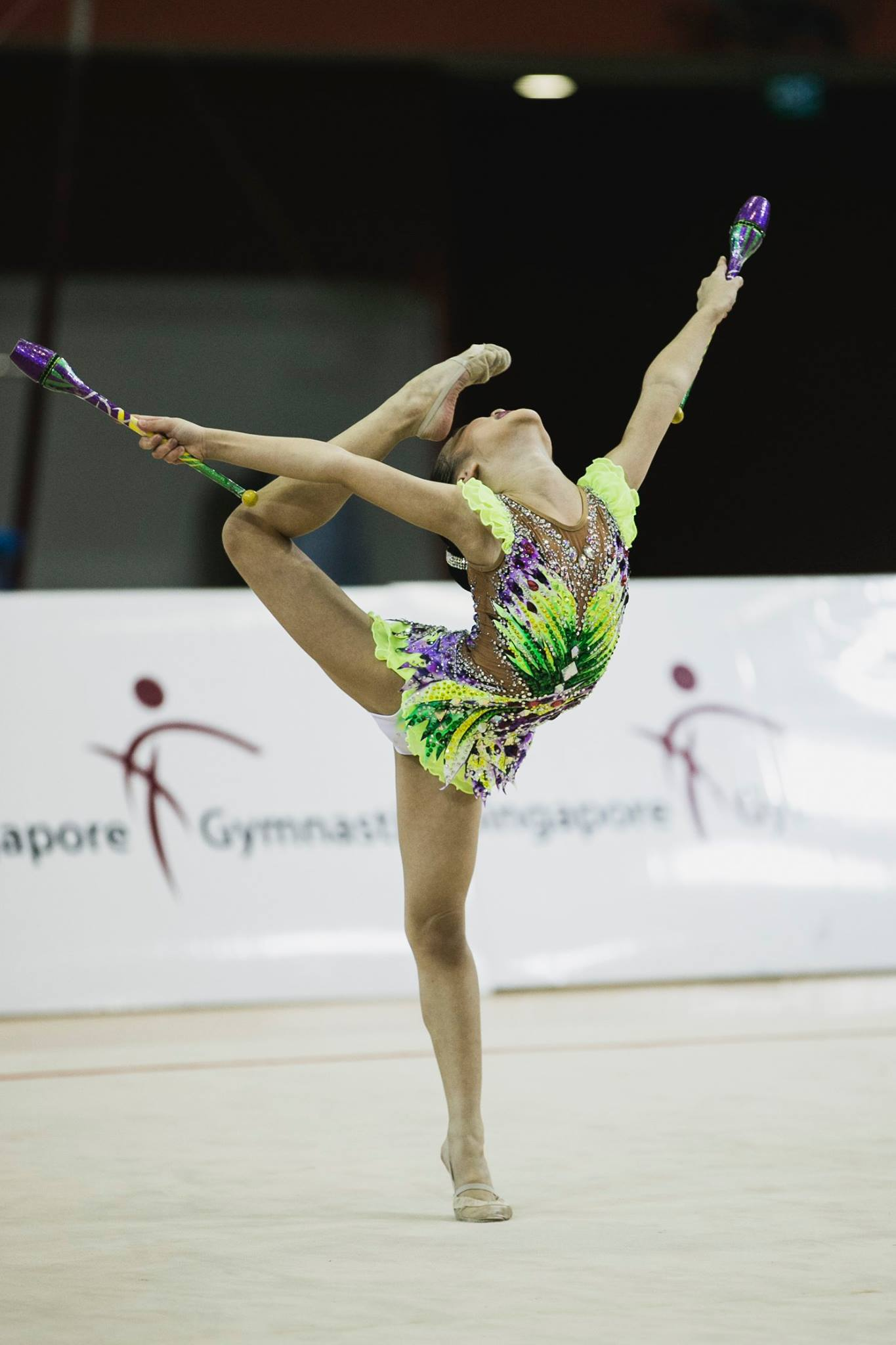 9th Singapore Gymnastics National Championships 2017 64