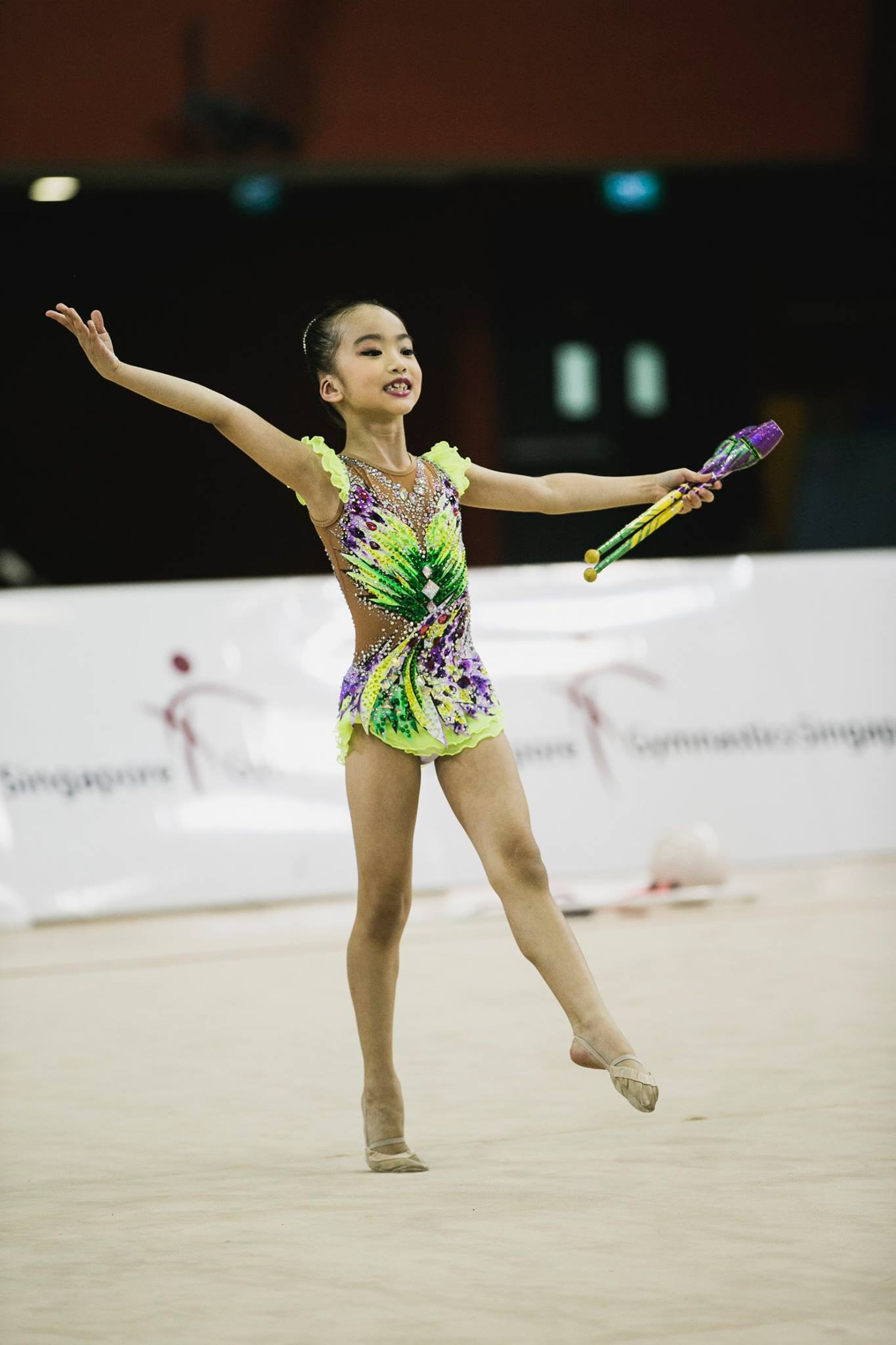 9th Singapore Gymnastics National Championships 2017 65